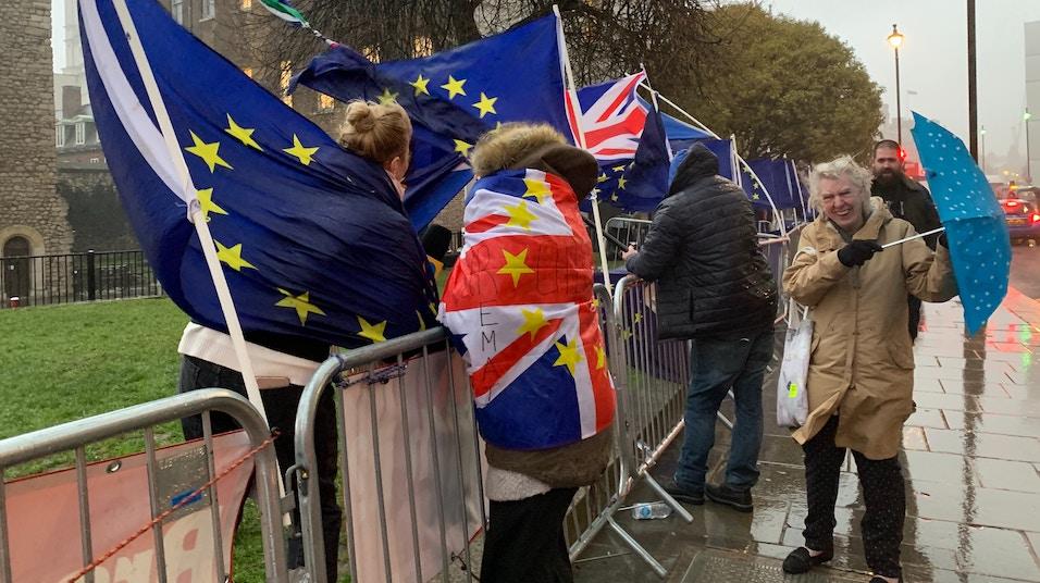 Brexit - co z paczkami po 12 kwietnia?