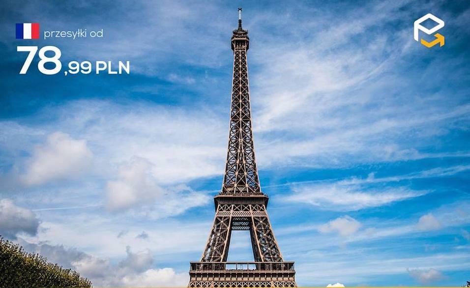 Jak wysłać paczkę do Francji