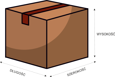 Wymiary przesyłek w Parcelformce