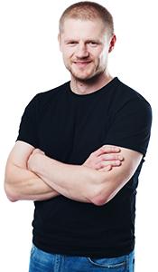 Karol Chojnowski - UX Manager Przesyłarka.pl