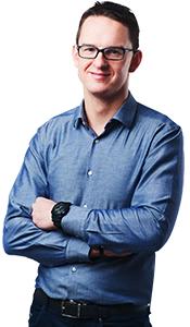 Krzysztof Bobin - Systems Manager Przesyłarka.pl