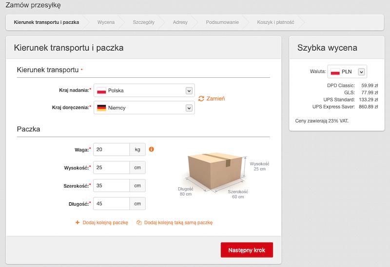 5e777be36cb574 Jak wysłać paczki do Niemiec? Przesyłarka.pl | Przesyłarka.pl - tani ...