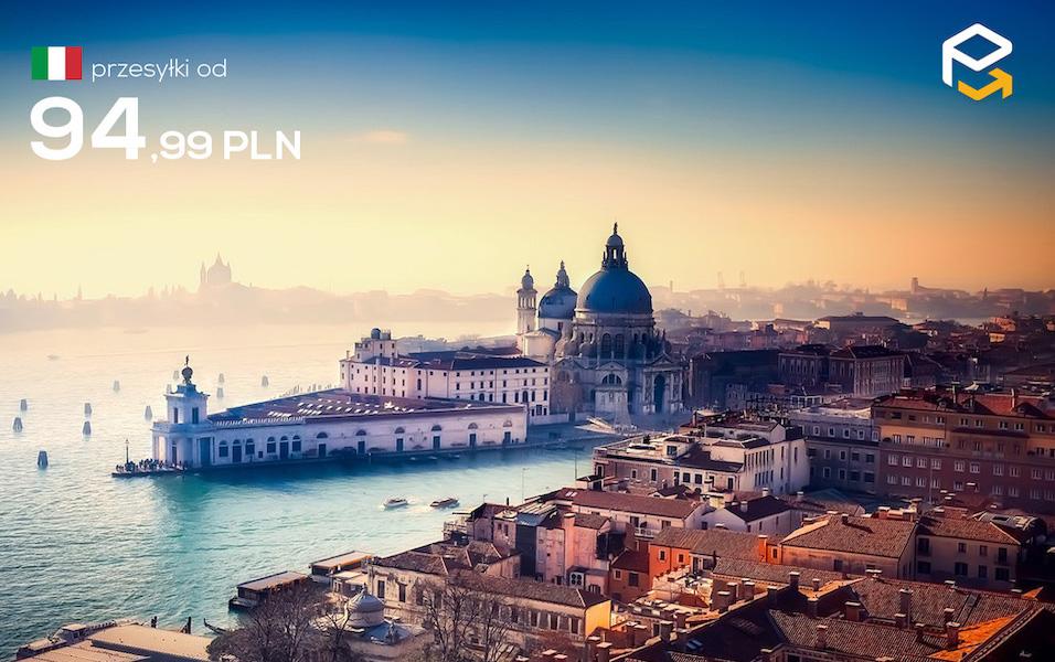 Jak wysłać paczkę do Włoch