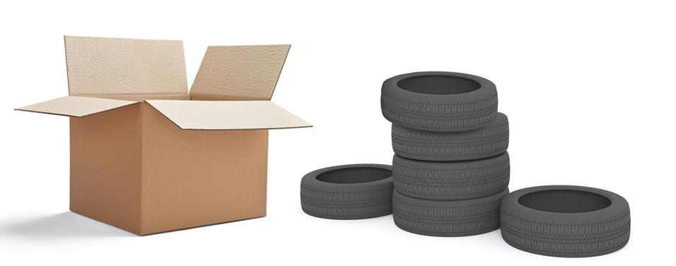 Instrukcja pakowania opon